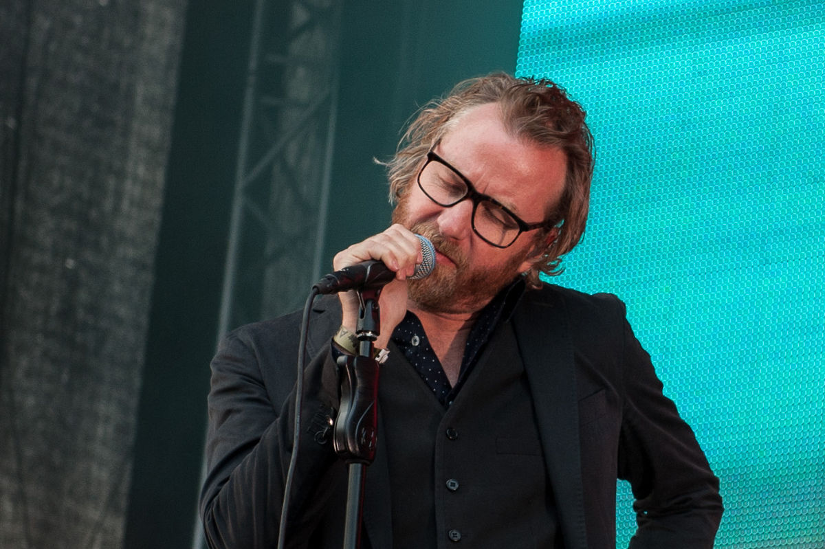 Matt Berninger - Matt Berringer