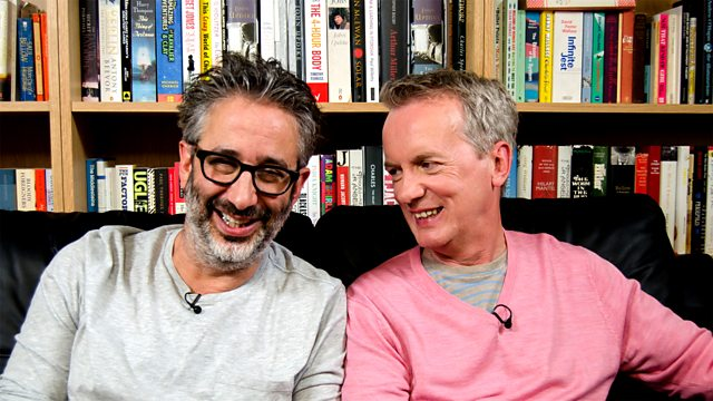 pbaddiel and skinner - David Baddiel