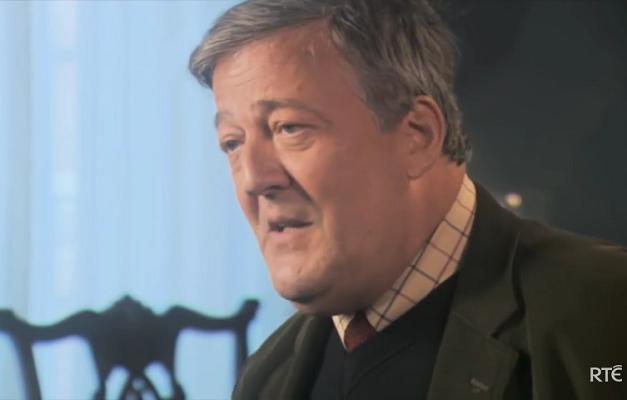 Stephen Fry - Charles Prentiss