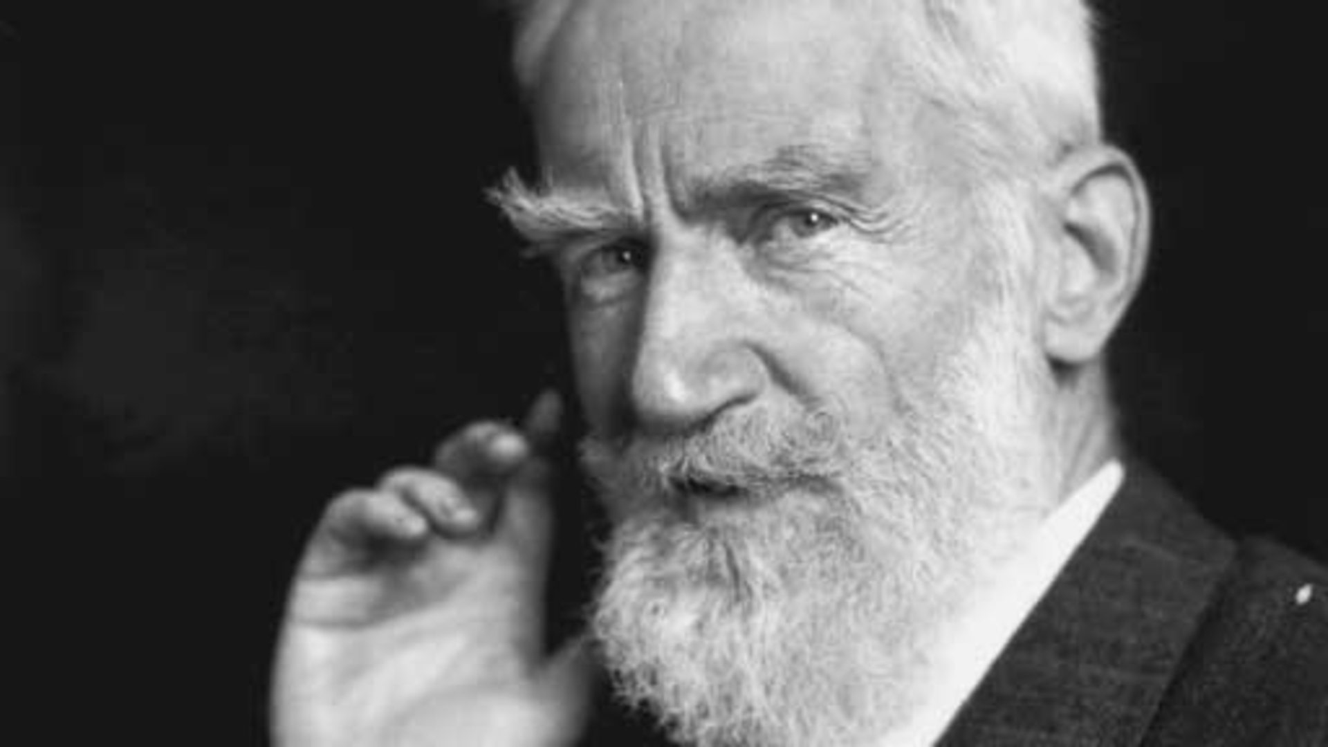 george bernard shaw - George Bernard Shaw - all progress depends on the unreasonable man