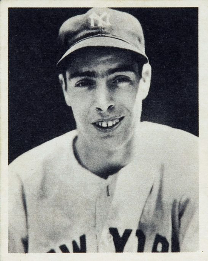 joe dimaggio playball cards 1939 - Joe DiMaggio
