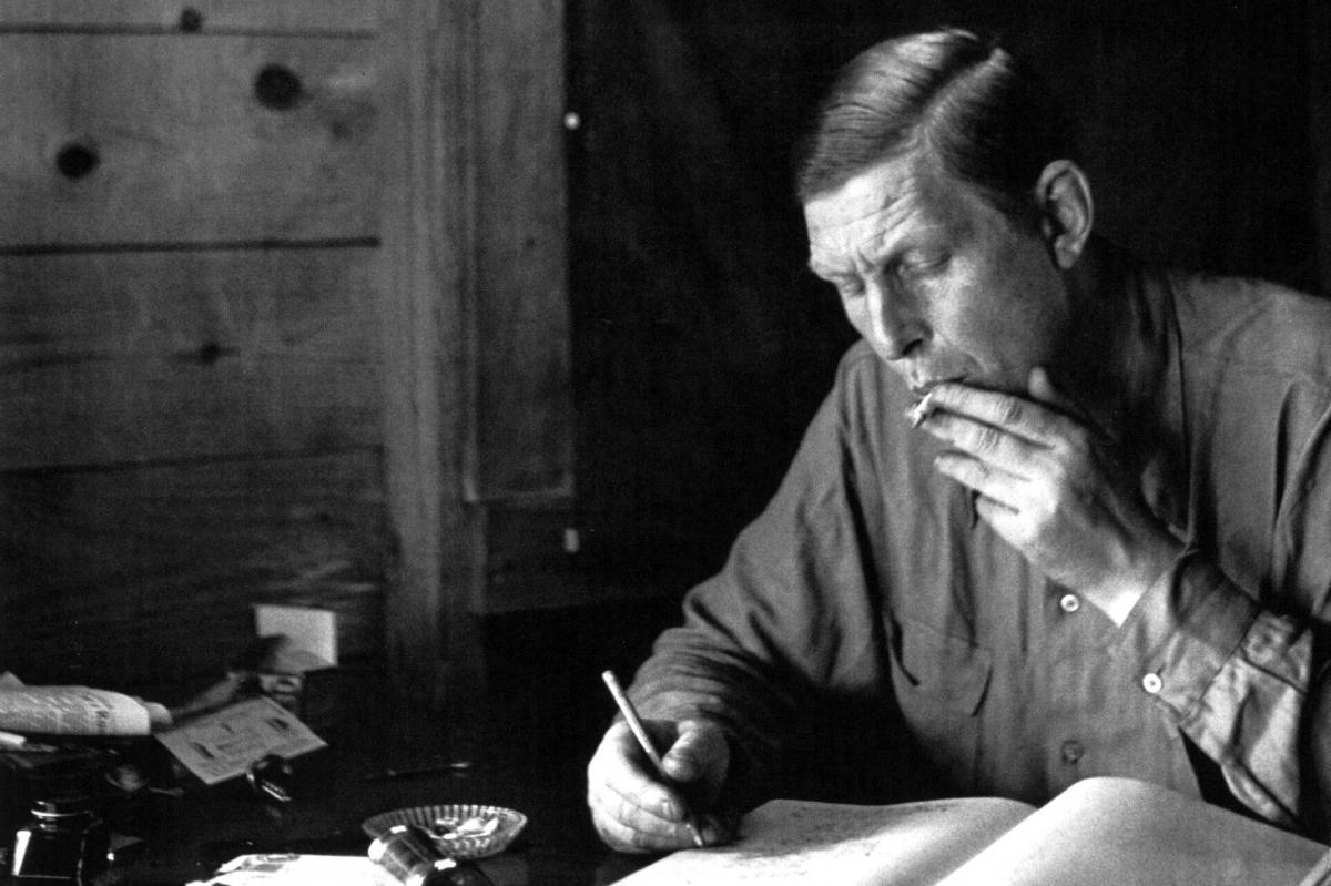 w h auden - W. H. Auden - Devils - Quote
