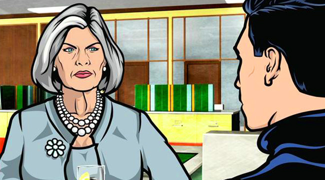 malory archer - Malory Archer - How - Quote