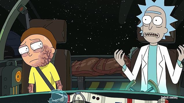 rick and morty 100 percent quote - Rick Sanchez - 100 percent - Quote