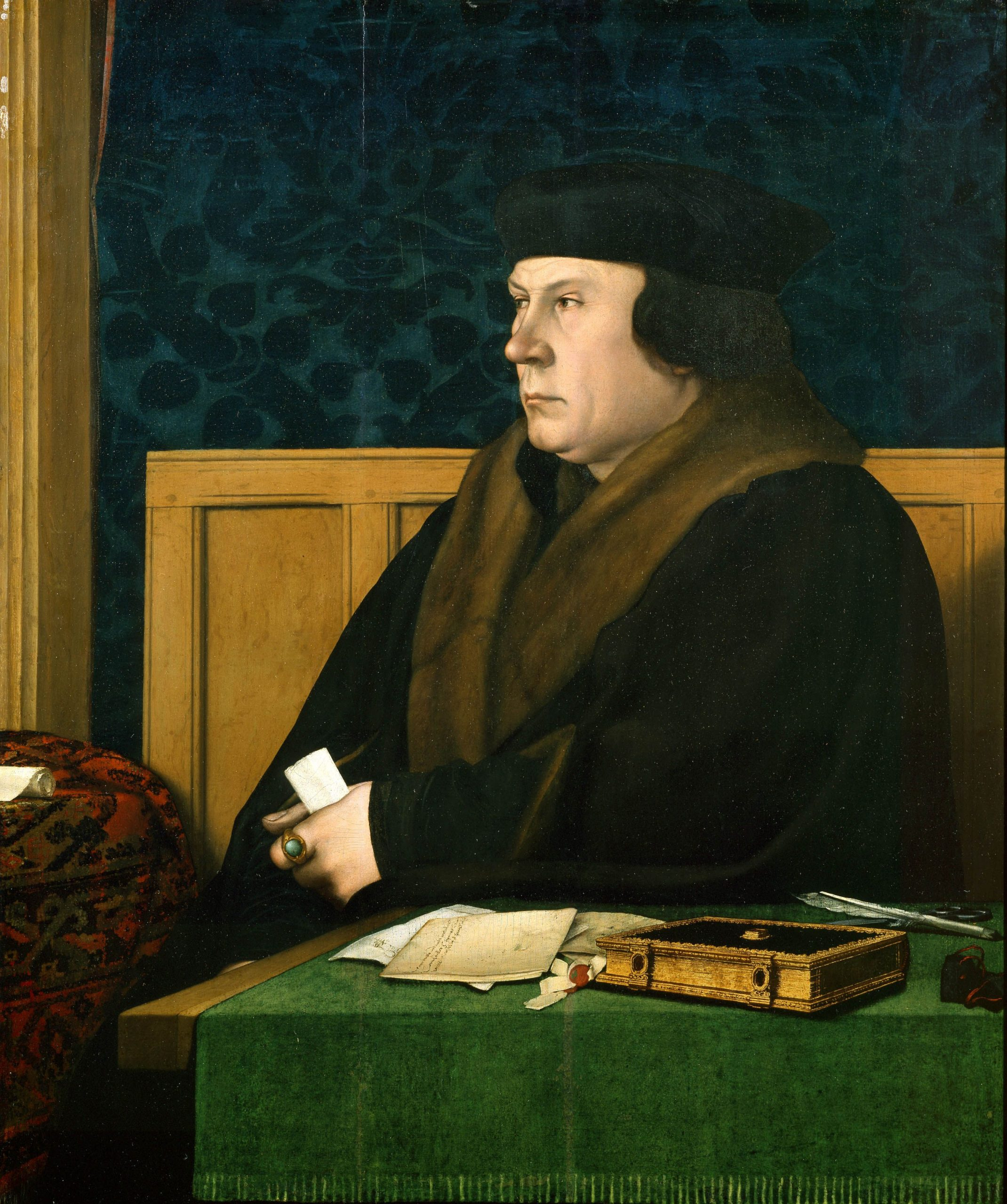 Thomas Cromwell scaled - Thomas Cromwell - A Strong Man - Quote